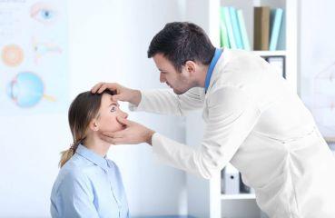 Erhöhter Augeninnendruck: Symptome und Behandlung