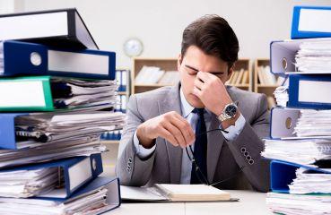 Sehstörung durch Stress: Alles über Managerkrankheit & Co.