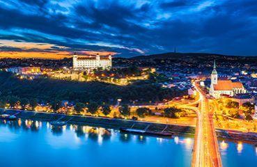 City - Trip Bratislava bei Wien