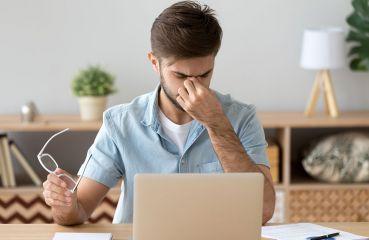 Augenschmerzen – Ursachen, Therapie und Vorbeugung