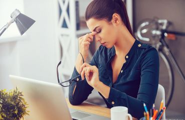 Gesunde Augen am Bildschirmarbeitsplatz: 4 praktische Tipps