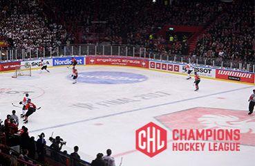 iClinic wird offizieller Partner der Champions Hockey League