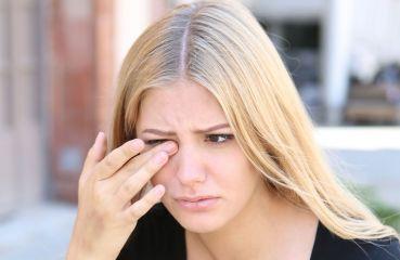 Juckende Augen: Ursachen und was Sie dagegen tun können