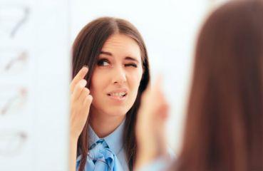 Was tun bei Problemen mit Kontaktlinsen?
