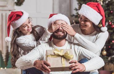 Weihnachts-Gutschein für Augenlaseroperation